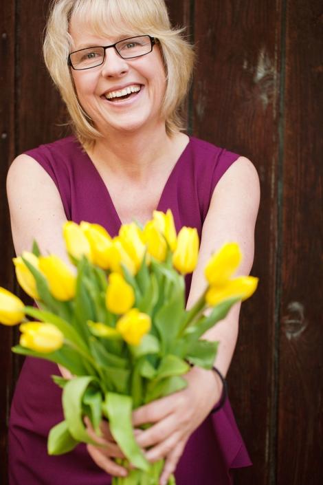 Portrait Natur Frühling Tulpen