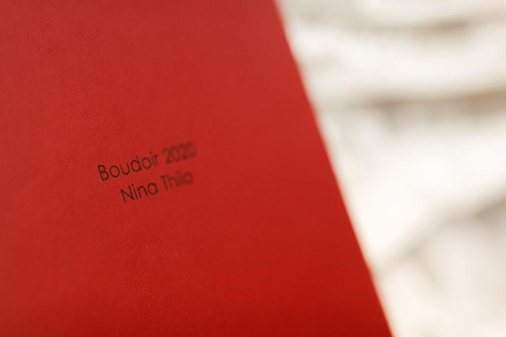 Boudoir Fotoalbum