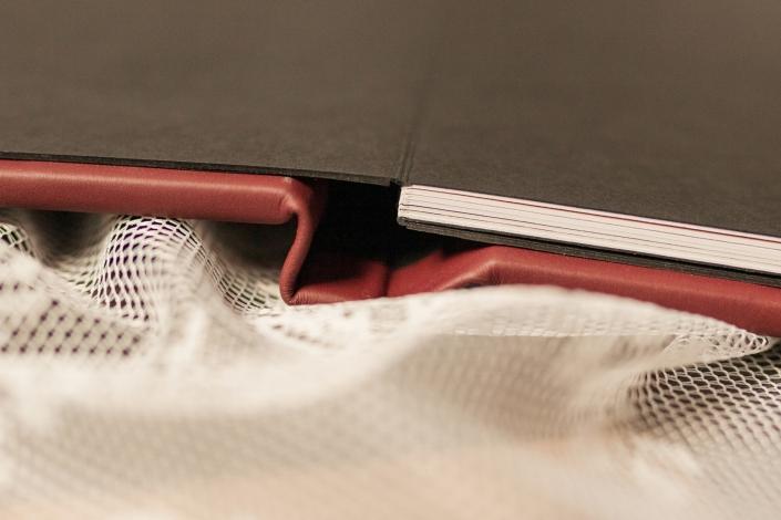 Boudoir Fotoalbum - Detail